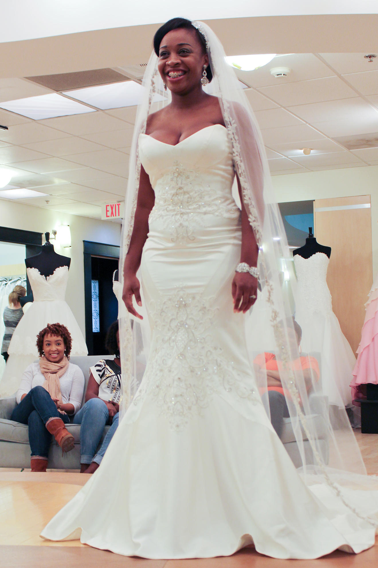 Elegant atlanta wedding dress images decors dievoon for Atlanta wedding dresses stores