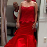 The Red Hot Bride