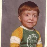 Bill at age 3.