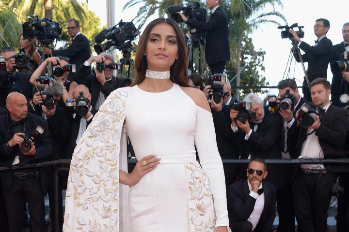 Cannes 2016 Sonam Kapoor