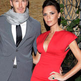 David Beckham stopped playing the field when he met spicy Victoria. Co