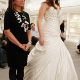 The Pampered Pushover: No bride spending $10,000 wants to have any dou