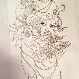 Sketch from Jeremy Swan