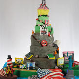 Marissa's American Dream Cake