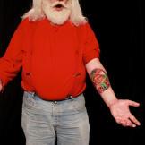 Frank P.'s Tattoo