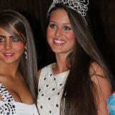 At a gypsy beauty pageant, it's a Romany girl with natural beauty and