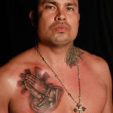 Tattoo by Tommy Montoya