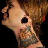 Tattoo by Megan Massacre