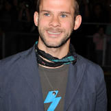 Movie and television star Dominic Monaghan got Kat to put his favorite