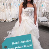 When her wedding venue went out of business, Carolyn lost her deposit
