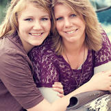 "Meri Brown from Sister Wives with her daughter Mariah. Mariah says, ""My mom is a really great mom. I appreciate everything she does for me. I'm glad that she trusts me when I go places with my friends, and I'm glad that she's the kind of mom that communicates with me and lets me know what she's doing when she has to be away. I love it when people tell me I look like her!"""