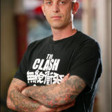 Chris Garver from Miami Ink.