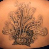 Cecilia Salcedo's Tattoo