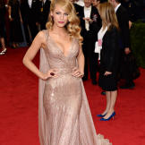 Though actress Blake Lively hasn't walked the red carpet in awhile, sh