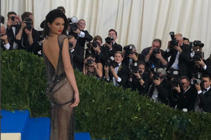 Kendall Jenner 2017 Met Gala
