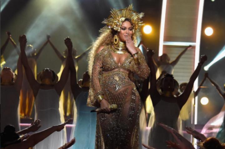 Beyonce 2017 Grammys