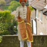 Crown Prince Manvendra of Rajpipla: Age 46; from one of India's riches