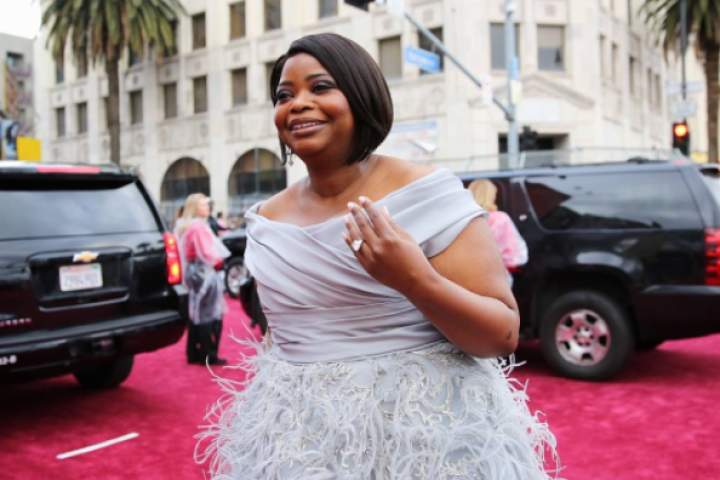Octavia Spencer 2017 Oscars