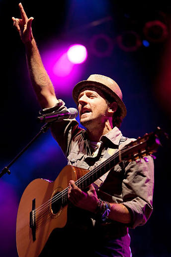 "Musician Jason Mraz writes upbeat tunes. He and his friends want Kat to tattoo them with the words, ""Be Love,"" plus a circle and a triangle on his arm."