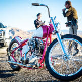 Team Fast N' Loud built the FRED bike for American Chopper Live: The R