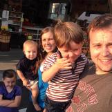 Josh & Anna Duggar's RV Trip Photos