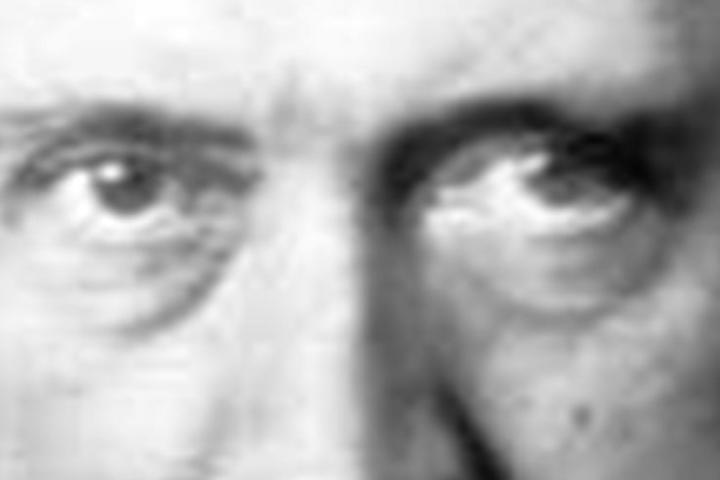 Close up of Hitler