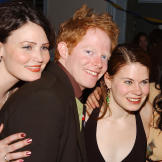 In 2005, Jesse Tyler Ferguson, second from left, attends the   after-p