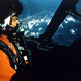 Gordon Cooper - Cape Canaveral Cockpit