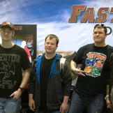 Fast N' Loud Fans at the Chicago Auto Show