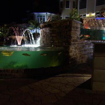Reveal bart scott s koi pond tanked animal planet for Koi show pools