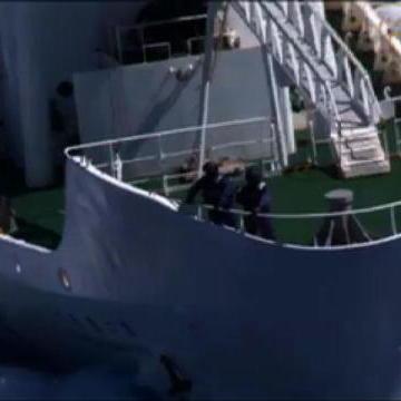 Whalers Throw Flashbangs