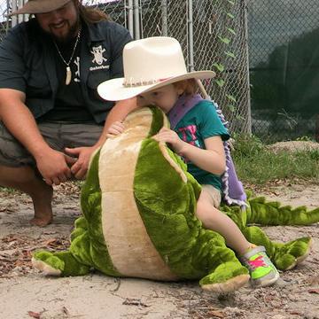 The Cutest Alligator Catch Ever
