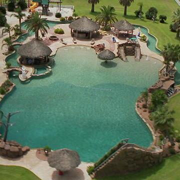 1 3 million dollar pool epic destination america for Epic pool show