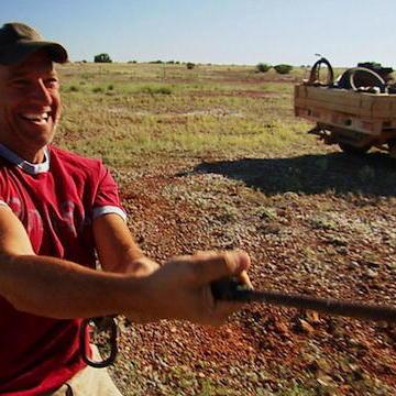 Outback Treasure Hunter