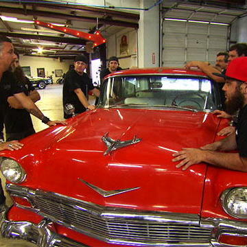 Dale Earnhardt Jr's Chevy Wagon Request | Fast N' Loud | Discovery