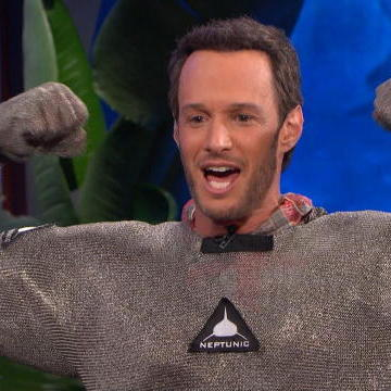 Josh Wolf Gets Stabbed in the Chest