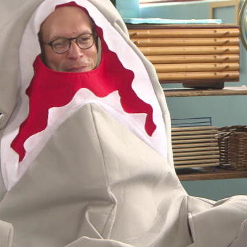 Back to School With Bob the Shark