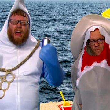 Bob The Shark vs. Evil Dolphins