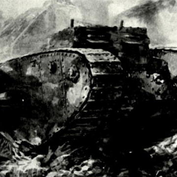 Introduction of the Tank in World War I