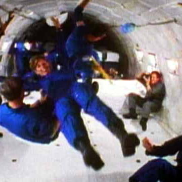 Training Astronauts