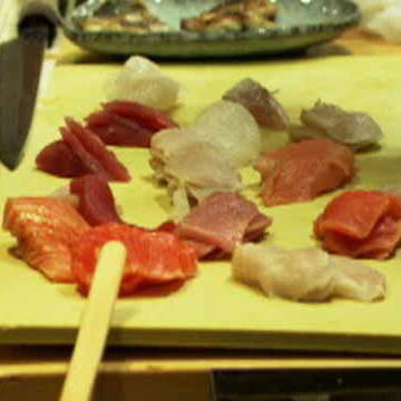 Sushi from Sea to Table