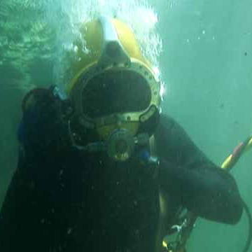 Training Deep Sea Divers