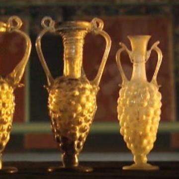 Roman Glass Industry