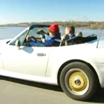 Ethanol Sports Car