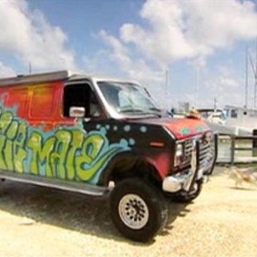 Veggie Oil Van