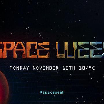 Space Week Starts November 10