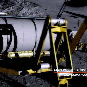 Commercial Spacecraft Prepare to Mine the Moon