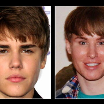 Addicted to Looking Like Justin Bieber
