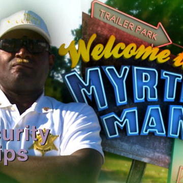 Marvin Investigates: Trailer Park Security Tips