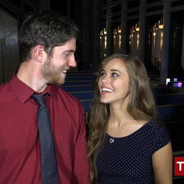 Jessa and Ben: A Scavenger Hunt Proposal